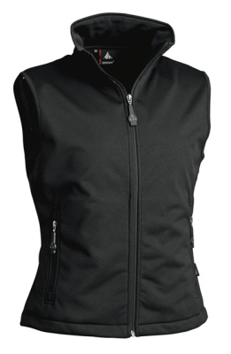Matterhorn MH-580D Softshell Bodywarmer Ladies