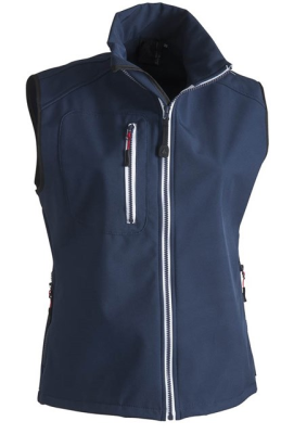 Matterhorn MH-875D Softshell Vest Ladies